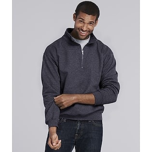 Gildan Heavy Blend Cadet Collar Sweat