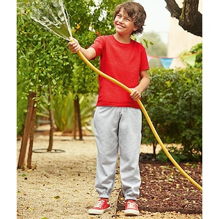 Fruit of the Loom Kids Premium Elasticated Cuff Jog Pants