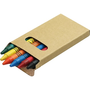 Crayons de cire Max
