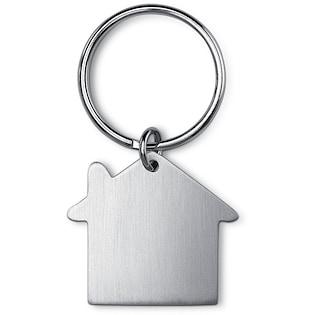 Nyckelring Home