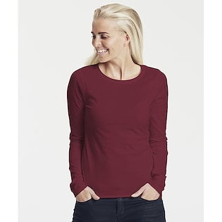 Neutral Ladies Longsleeve T-shirt
