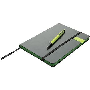 Notesbog Tech A5