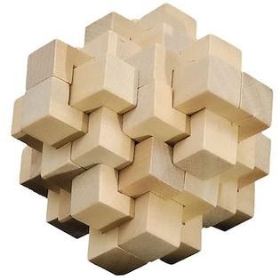 Puzzle 3D Edison