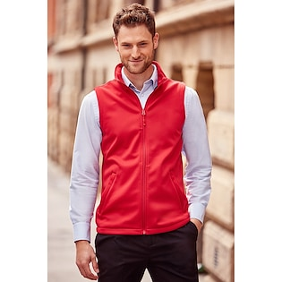 Russel Smart Softshell Gilet Men
