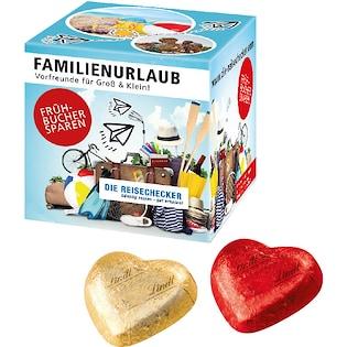 Lindt Choco Hearts Box