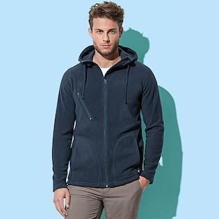 Stedman Active Hooded Fleece Jacket