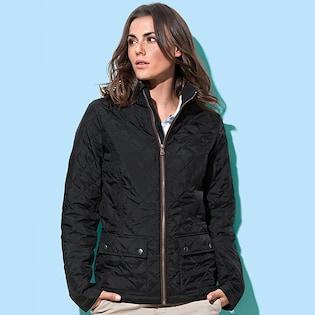 Stedman Ladies Active Quilted Jacket