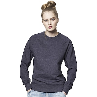 Continental Clothing Unisex Raglan Sweatshirt