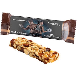 Corny Corny Nut Bar