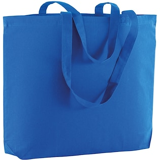 Borsa shopper in cotone Memphis