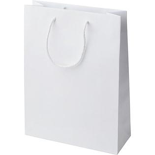 Sac en papier Lux 24 x 9 x 33 cm