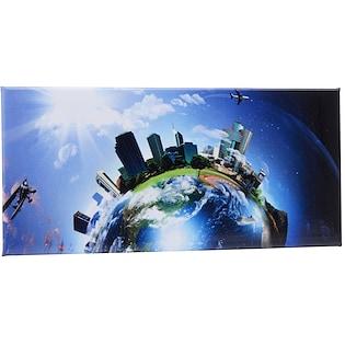 Kühlschrankmagnet Epic 120 x 54 mm