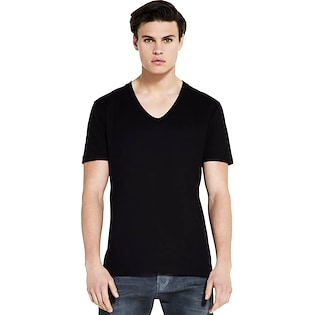 Continental Clothing Organic Men´s V-neck T-shirt