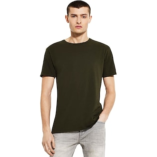 Continental Clothing Organic Men´s Garment Dyed T-shirt