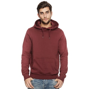 Continental Clothing Organic Unisex Pullover Hoody