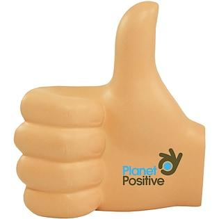 Stressipallo Thumbs Up