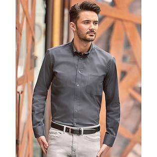 Russel Men´s Long Sleeve Classic Twilll Shirt 916M