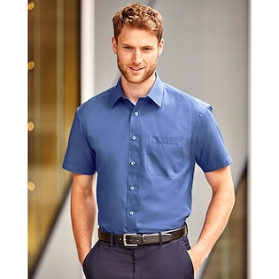 Russel Men´s Short Sleeve Pure Cotton Shirt 937M