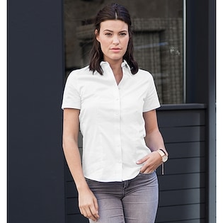 Russel Ladies´ Short Sleeve Tailored Coolmax® Shirt 973F