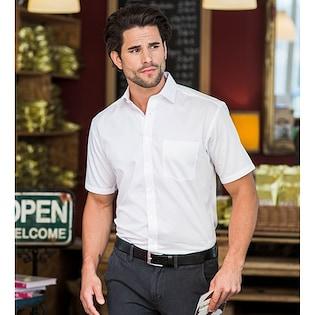 Russel Men´s Short Sleeve Tailored Coolmax® Shirt 973M