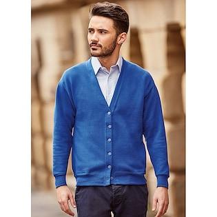 Russel Adults Sweatshirts Cardigan 273M