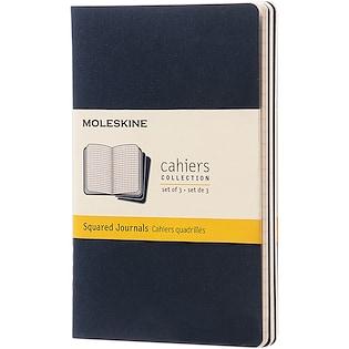 Moleskine Cahier Journal PK Squared