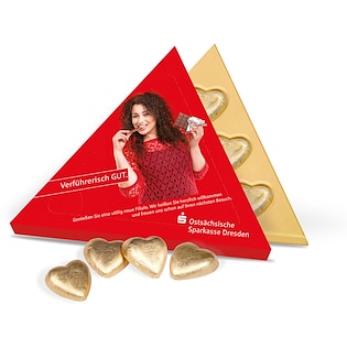 Lindt Triangle Box, 30 g