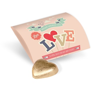 Lindt Heart Envelope, 5 g