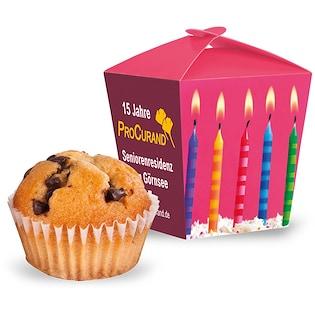 Muffin Mini Fancy Box