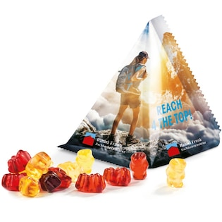 Trolli Exquisite Jelly Bears Pyramid, 15 g