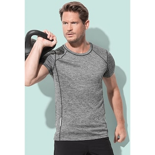 Stedman Recycled Sports-T Reflect