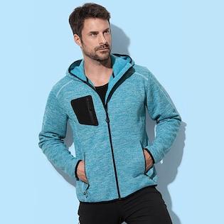 Stedman Recycled Fleece Jacket Hero
