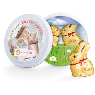 Lindt Easter Bunny Twins
