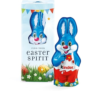 Suklaa Kinder Chocolate Easter Bunny Mini