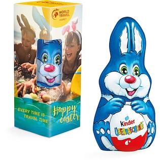 Suklaa Kinder Chocolate Easter Bunny Maxi