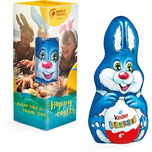 Sjokolade Kinder Chocolate Easter Bunny Maxi