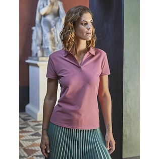 Tee Jays Women´s Luxury Stretch V-Neck Polo