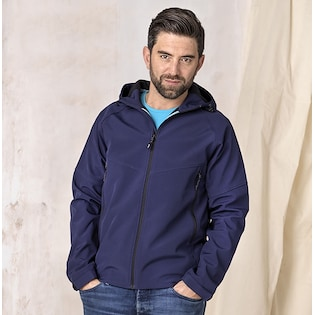 Elevate Coltan Men´s Recycled Softshell Jacket