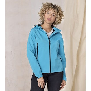 Elevate Coltan Women´s Recycled Softshell Jacket