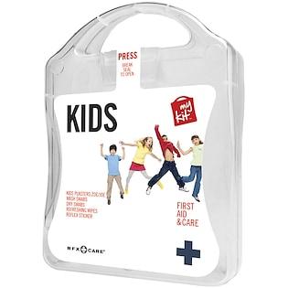 MyKit Kitty Kids First Aid Kit