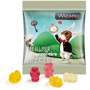 Trolli Jelly Bears Express, 7 g