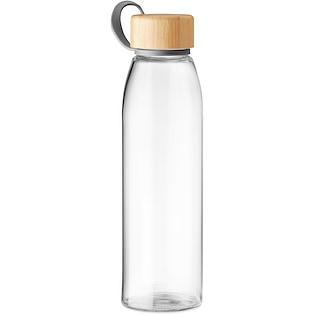 Botella de cristal Fenton, 50 cl