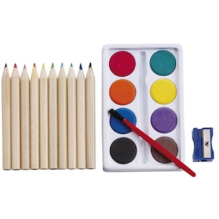Set per la pittura Gogh