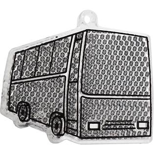 Reflexbricka Bus