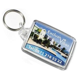 Schlüsselanhänger Square Eco