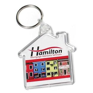 Schlüsselanhänger House