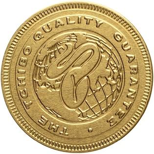 Schokoladenmünze Antwerp 38 mm