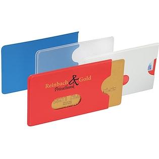 Custodia per carte di credito Flex