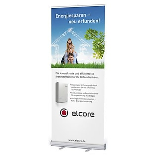 Roll-up Expo 85 x 200 cm