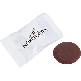 Chocolatina de menta Flowpack